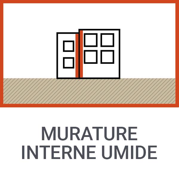 Murature interne umide