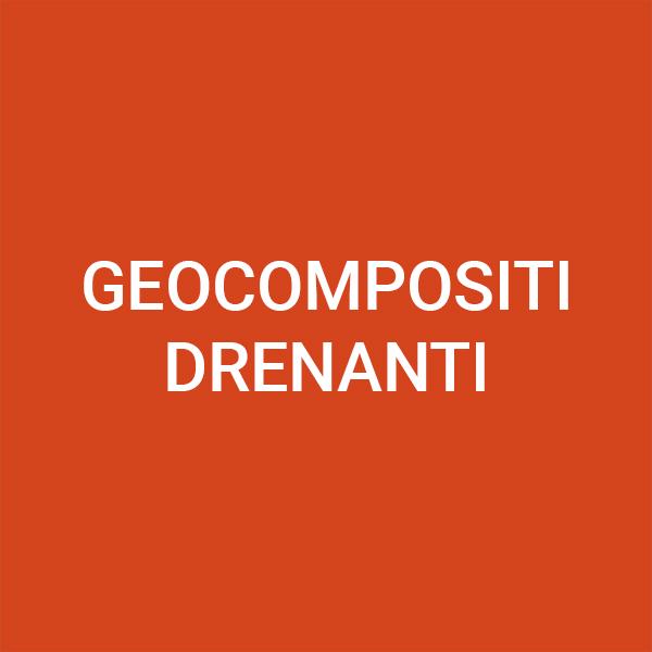 Geocompositi drenanti