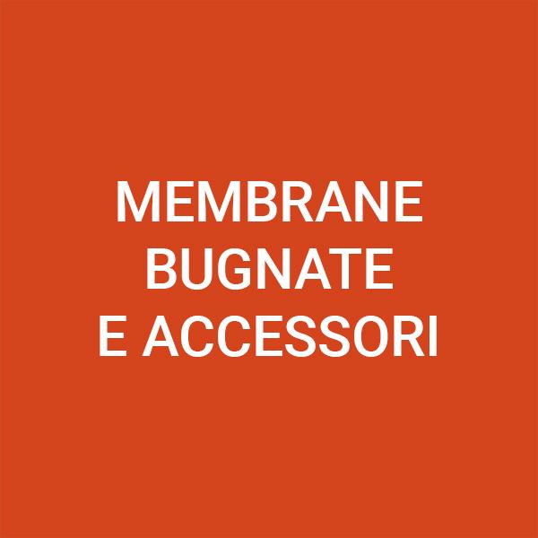 Membrane bugnate e accessori