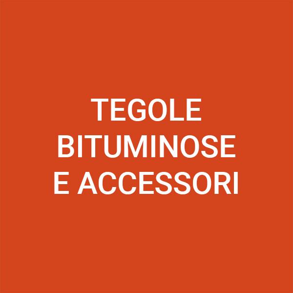 Tegole bituminose e accessori