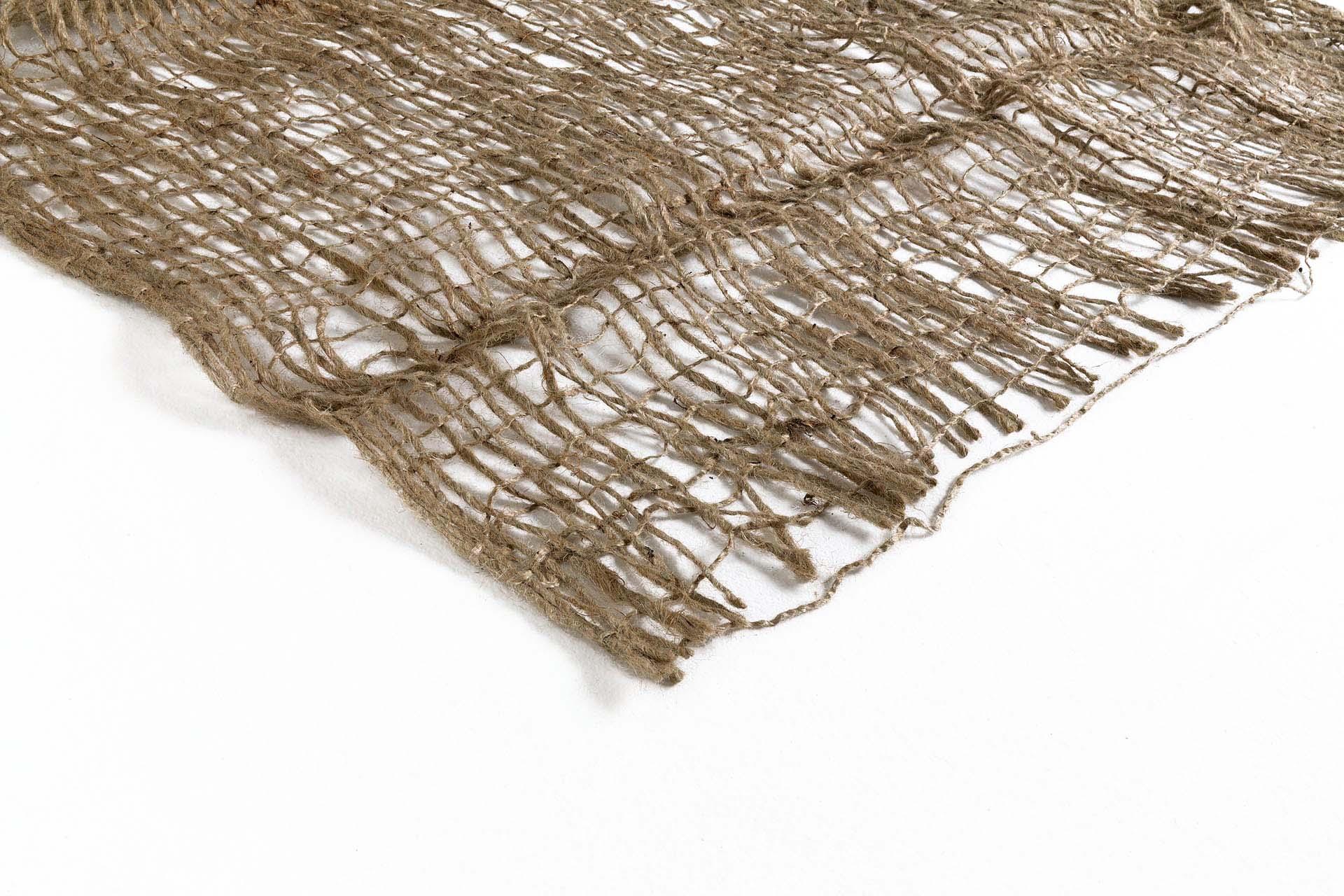Ecovernet biomats made by juta fibers