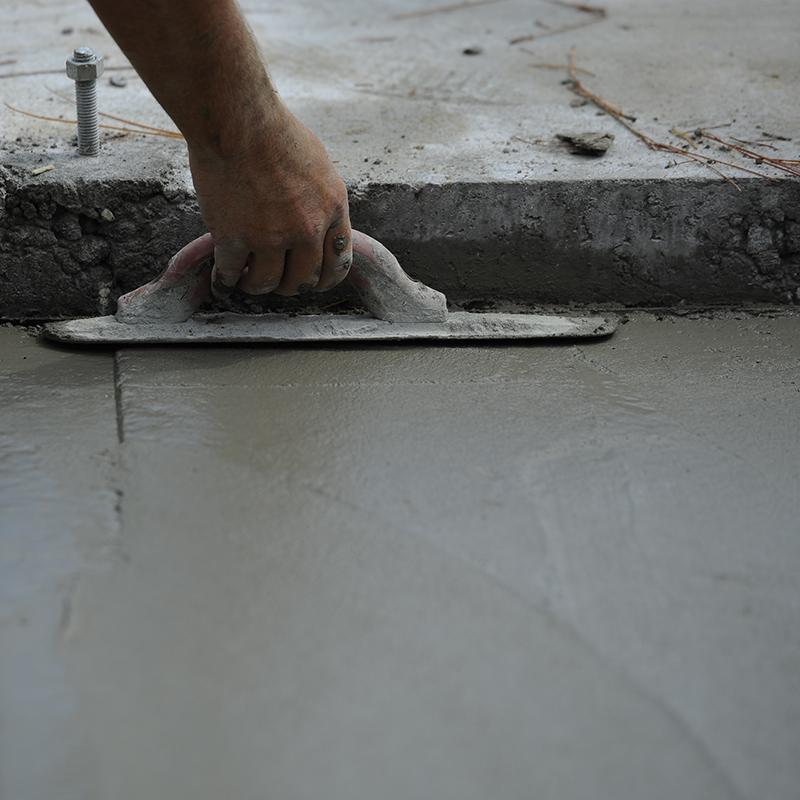 Concrete pavings